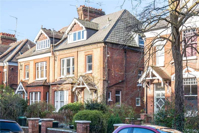 3 Bedrooms Maisonette Flat for sale in Avenue Road, Crouch End, London, N6