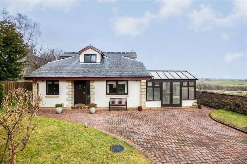 3 Bedrooms Detached House for sale in Carmunnock Road, Busby, GLASGOW