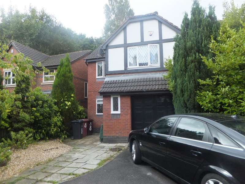 4 Bedrooms Detached House for sale in Huyton Brook, Huyton, Liverpool