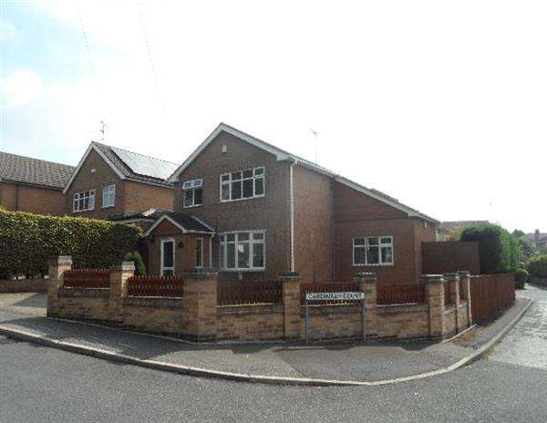 4 Bedrooms Detached House for sale in Cardinal Court - Sutton In Ashfield, Nottingham