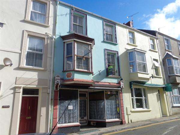 Commercial Property for sale in Napleton House (Squibbs Studios), Warren Street, Tenby