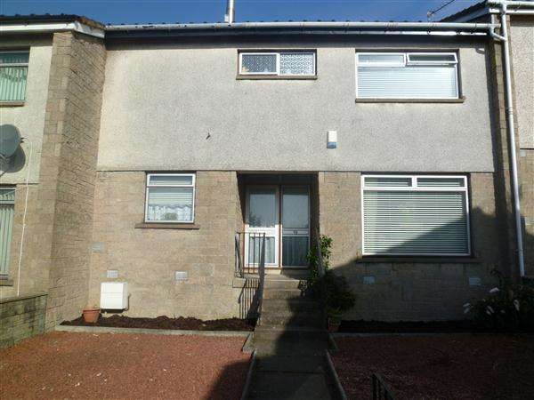 2 Bedrooms Terraced House for sale in Campbell Avenue, Stevenston, Stevenston