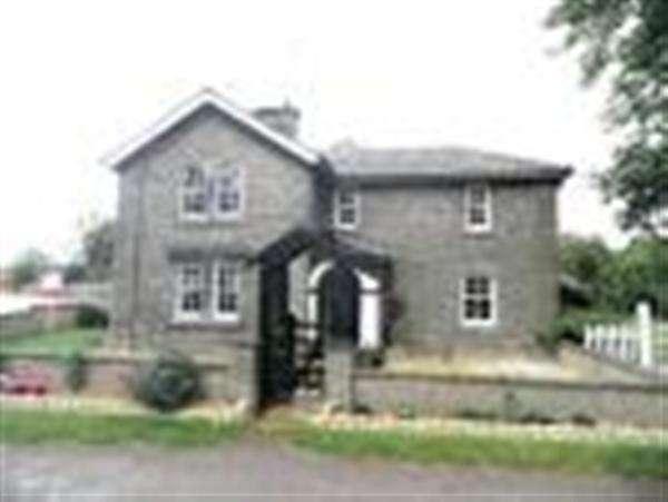 3 Bedrooms Detached House for sale in Park Lodge, Sheffield Road, Blyth, Worksop
