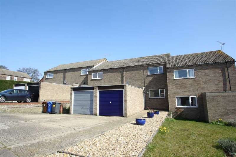 2 Bedrooms Terraced House for rent in Thornhayes Close, Ipswich