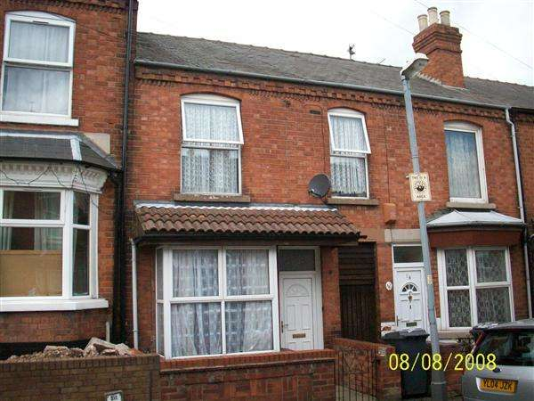 3 Bedrooms Terraced House for sale in Cardiff Street, Wolverhampton