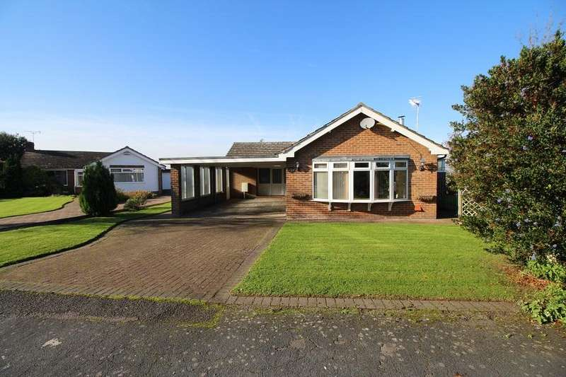 3 Bedrooms Detached Bungalow for sale in Conery Gardens, Whatton NG13