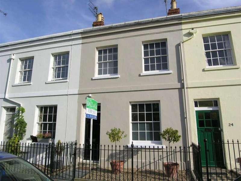 2 Bedrooms Terraced House for sale in Painswick Road, Tivoli, Cheltenham, GL50