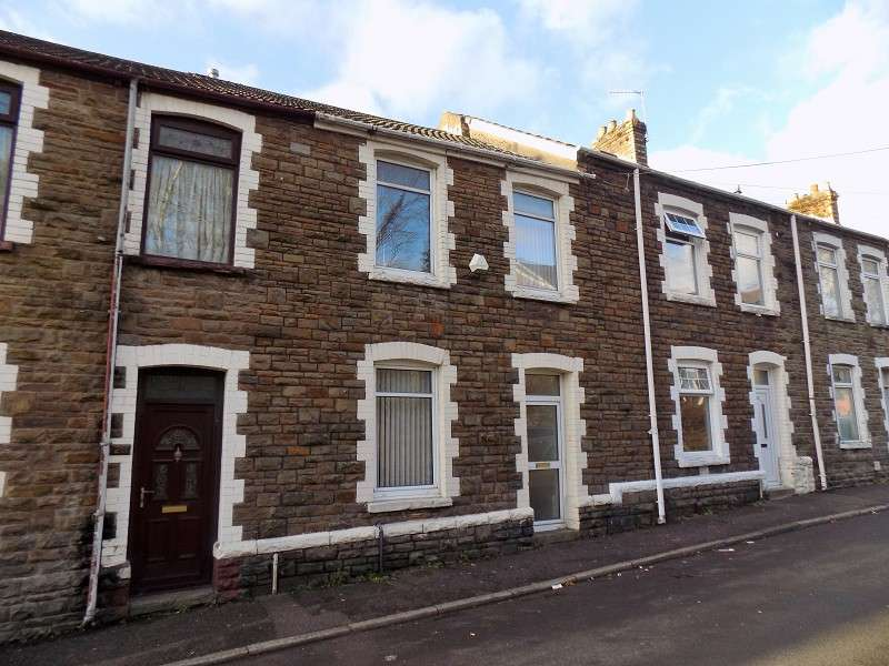 3 Bedrooms Terraced House for sale in Morgans Road, Neath, Neath Port Talbot. SA11 2DG