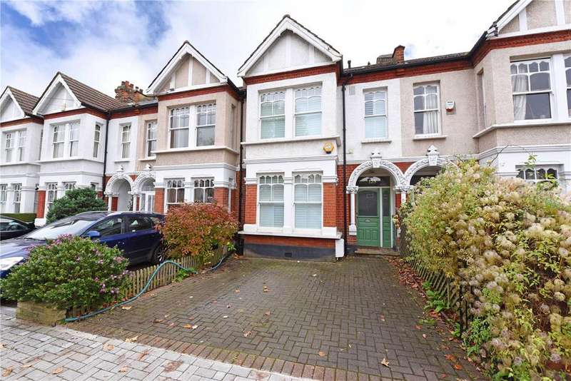 4 Bedrooms Terraced House for sale in Granville Road, Southfields, London, SW18