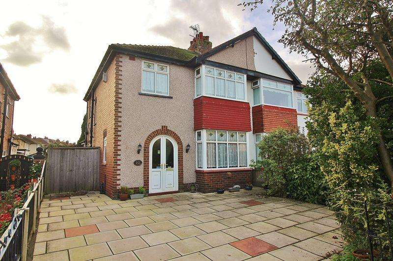 3 Bedrooms Semi Detached House for sale in Unit Road, Ainsdale