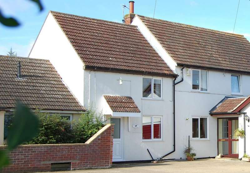 2 Bedrooms Terraced House for rent in Chalk Lane, Withern, Alford, LN13 0LQ