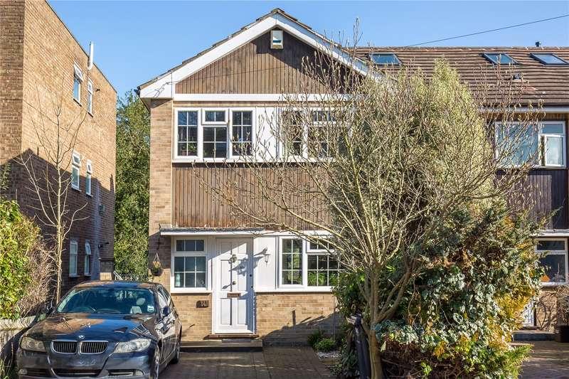 3 Bedrooms End Of Terrace House for sale in Warwick Road, Barnet, Hertfordshire, EN5