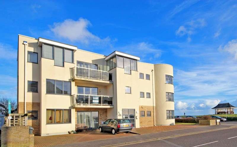 2 Bedrooms Apartment Flat for sale in Southern Road, Southbourne, Bournemouth