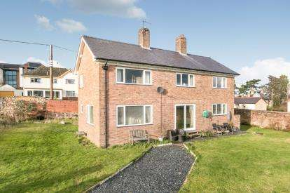 4 Bedrooms Detached House for sale in Park Street, Denbigh, Denbighshire, North Wales, LL16