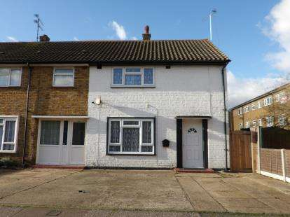 3 Bedrooms End Of Terrace House for sale in Shoeburyness, Southend-On-Sea, Essex
