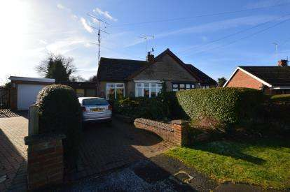 3 Bedrooms Bungalow for sale in Rawley Crescent, Duston, Northampton, Northamptonshire