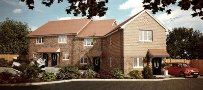 2 Bedrooms Terraced House for sale in Hunts Pond Road, Titchfield Common, Hampshire