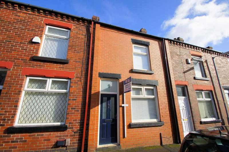 2 Bedrooms Terraced House for sale in Dixon Street, Horwich