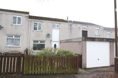 3 Bedrooms Terraced House for sale in Clement Rise, Livingston