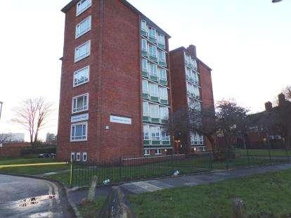 2 Bedrooms Flat for sale in Danesmoor House, 569 Hob Moor Road, Birmingham, West Midlands