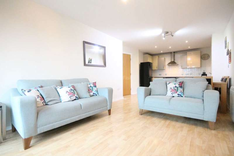 2 Bedrooms Apartment Flat for sale in City South, 39 City Road East, Southern Gateway