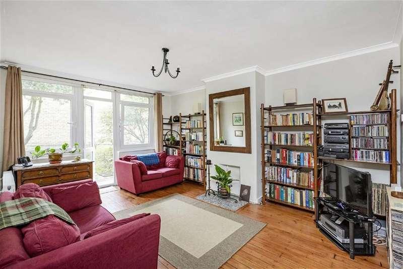 2 Bedrooms Flat for sale in Flowersmeade, Upper Tooting Park, London