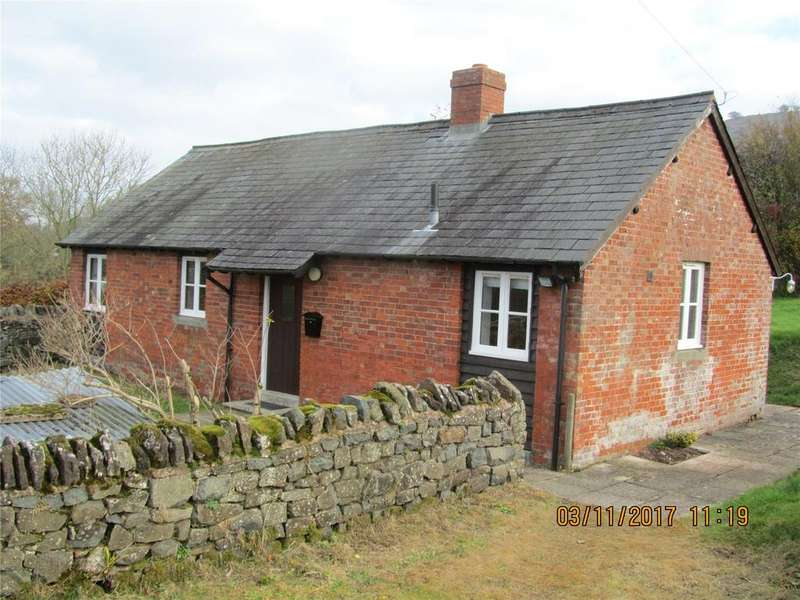 2 Bedrooms Detached Bungalow for rent in Tugford, Craven Arms, Shropshire