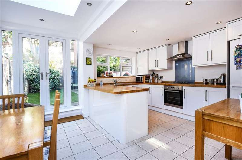 3 Bedrooms Terraced House for sale in Kings Road, Kingston Upon Thames