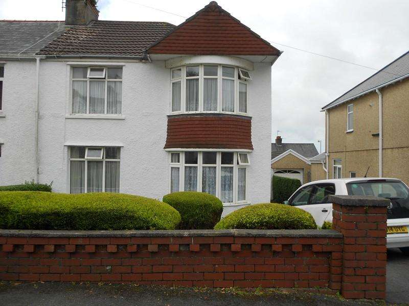 3 Bedrooms Semi Detached House for rent in St Catherines Road, Baglan, Port Talbot, Neath Port Talbot.