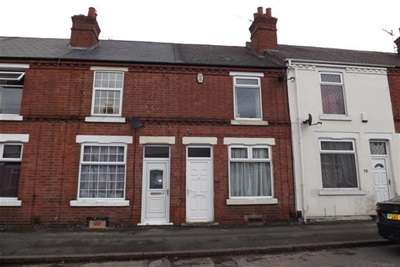 2 Bedrooms House for rent in White Road, Basford