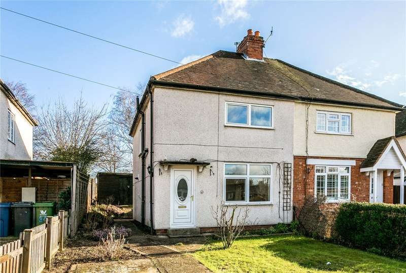 3 Bedrooms Semi Detached House for sale in Seymour Court Road, Marlow, Buckinghamshire, SL7