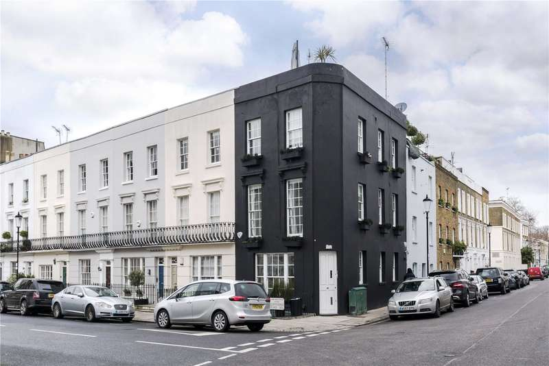 4 Bedrooms House for sale in Queensdale Road, London, W11