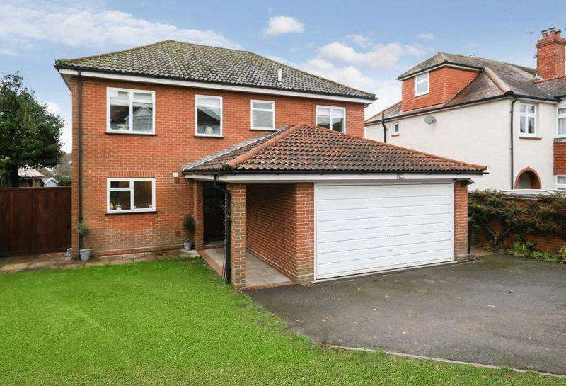 4 Bedrooms Detached House for rent in Oakdene Close, Great Bookham
