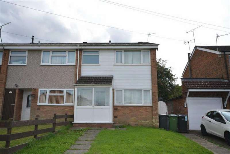 3 Bedrooms Terraced House for sale in John Knight Road, Bedworth
