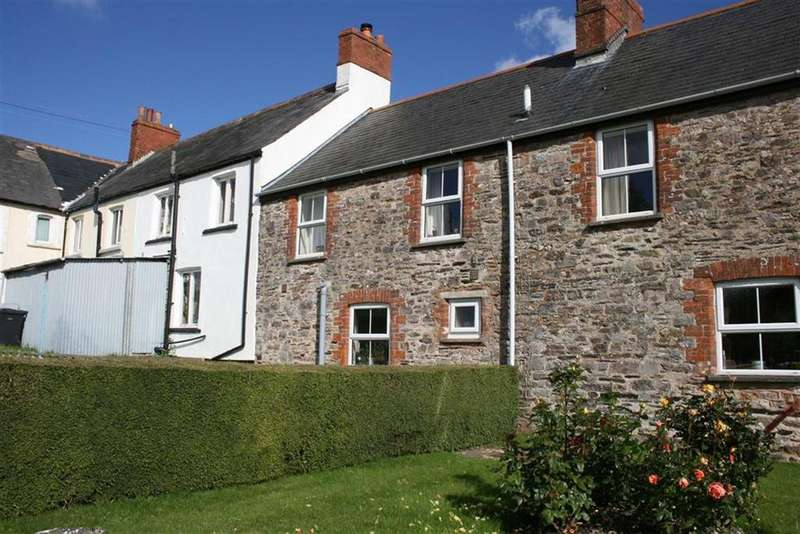 3 Bedrooms Semi Detached House for rent in Court Place Cottages, Ashbrittle, Ashbrittle, Somerset, TA21