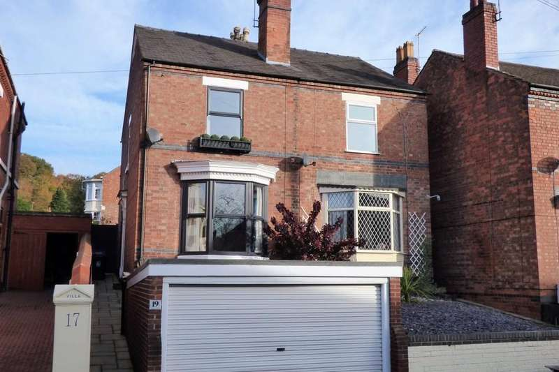 3 Bedrooms Semi Detached House for sale in Malvern Street, Stapenhill