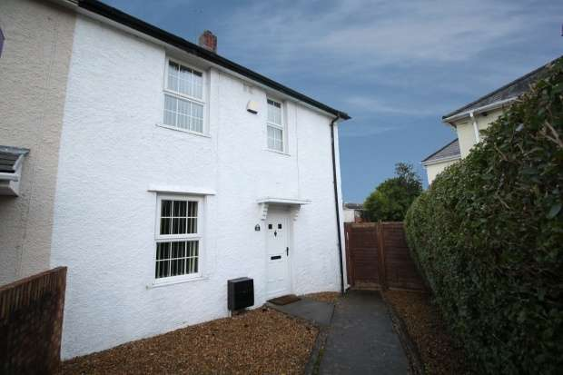 3 Bedrooms Semi Detached House for sale in Ynyslas Cres, Glynneath, Neath Port Talbot, SA11 5LB