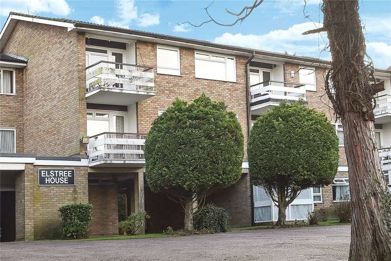 2 Bedrooms Apartment Flat for sale in Elstree House, Dennis Lane, Stanmore, Middlesex, HA7