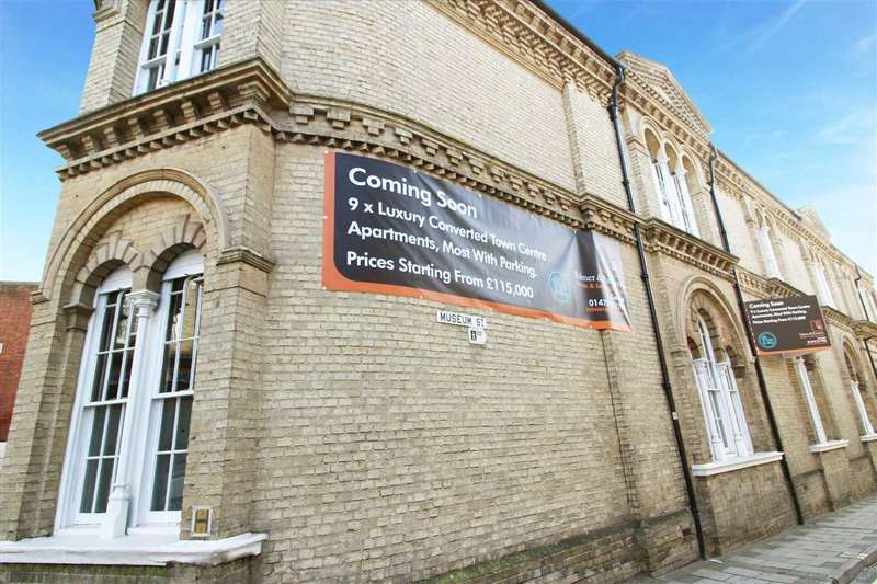 1 Bedroom Apartment Flat for sale in Museum Street, Ipswich, Suffolk