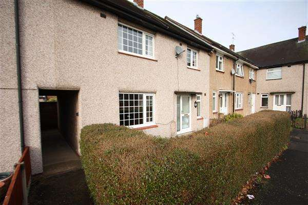 3 Bedrooms Terraced House for sale in Shaw Close, Great Sutton, Ellesmere Port