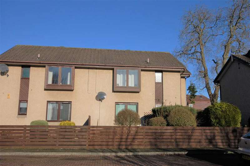 1 Bedroom Apartment Flat for sale in Wemyss Court, Rosyth