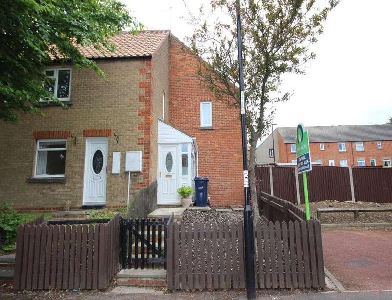 2 Bedrooms Flat for sale in Byony Toft, Ryhope, Sunderland, SR2