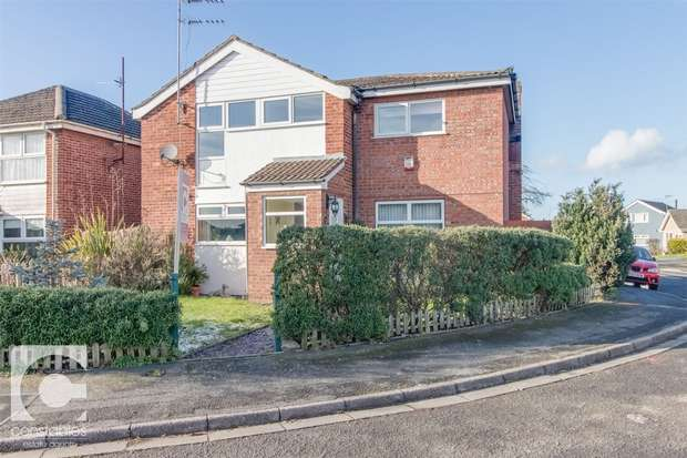 5 Bedrooms Detached House for sale in Sandon Crescent, Neston, Cheshire