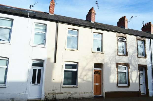 3 Bedrooms Terraced House for sale in Rhymney Street, Cardiff, South Glamorgan