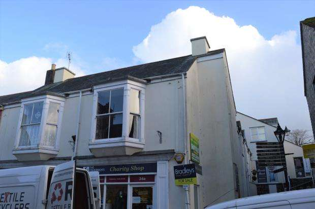 1 Bedroom Flat for sale in Meneage Street, Helston, Cornwall