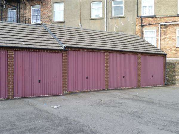 Garages Garage / Parking for rent in Wilsons Mariners Homes Garages, Garage 24 & 17, Scarborough