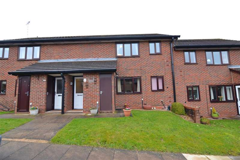 2 Bedrooms Apartment Flat for sale in Winchester Court, Wildwood Ringway, Stafford