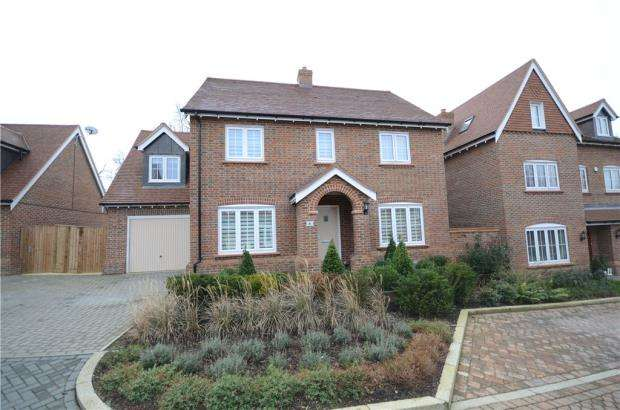 4 Bedrooms Detached House for sale in Buchanan Way, Binfield