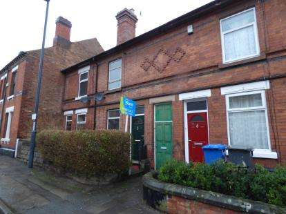 2 Bedrooms Terraced House for sale in Drewry Lane, Derby, Derbyshire