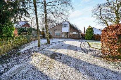 4 Bedrooms Bungalow for sale in Willowbridge Lane, Sutton-in-Ashfield